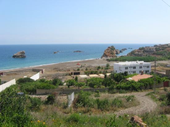 L'emplacement des villas Gaïa, face à la mer, lui confère une fraîcheur naturelle, même lors de canicules.